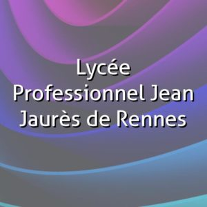 Lycee d'horlogerie de Rennes Jean Jaurès